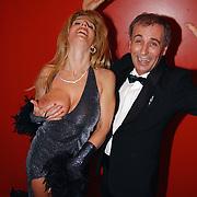 Playboyfeest 2003, Kim Holland en Eddy Becker