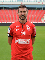 Romain AMALFITANO during photoshooting of Dijon FCO for new season 2017/2018 on September 11, 2017 in Dijon, France. (Photo by Vincent Poyer/Icon Sport)