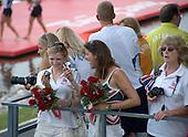 200808 GBR Rowing Athletes, Olympic Regatta, Shunyi, China.GBR