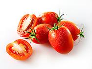 Fresh Sussex plum tomatoes