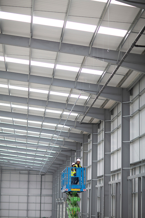 Jan 2020 UK and France - Distribution centres in Nantes , Heathrow , Valor Park and Manchester for SiG plc SiG plc , a major supplier of insulation and construction materials to the building industry - pictures of depots and distribution