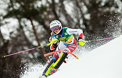 DANIOTH Aline of Switzerland competes during the 7th Ladies'  tSlalom at 55th Golden Fox - Maribor of Audi FIS Ski World Cup 2018/19, on February 2, 2019 in Pohorje, Maribor, Slovenia. Photo by Matic Ritonja / Sportida
