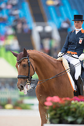 Cornelissen Adelinde, NED, Jerich Parzival<br /> Olympic Games Rio 2016<br /> © Hippo Foto - Dirk Caremans<br /> 10/08/16