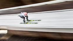 05.01.2014, Paul Ausserleitner Schanze, Bischofshofen, AUT, FIS Ski Sprung Weltcup, 62. Vierschanzentournee, Training, im Bild Severin Freund (GER) // Severin Freund (GER) during practice Jump of 62nd Four Hills Tournament of FIS Ski Jumping World Cup at the Paul Ausserleitner Schanze, Bischofshofen, Austria on 2014/01/05. EXPA Pictures © 2014, PhotoCredit: EXPA/ JFK