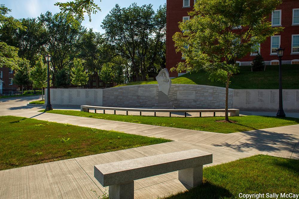 Norwich University Summer Campus Views