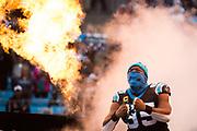 December 24, 2016: Carolina Panthers vs Atlanta Falcons. Charles Johnson