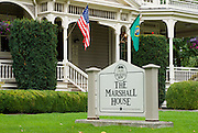 The Marshall House, Officers Row, Fort Vancouver National Historic Park, Washington