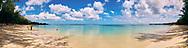 Mauritius Island. Panoramic view.