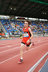 Samsung Diamond League adidas Grand Prix track & field; 4x400 meter relay youth boys, Island Express TC