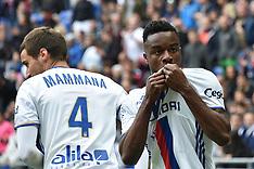 Lyon vs Nantes 7 May 2017