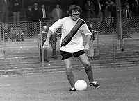 Warren Feeney, footballer, Glentoran FC, Belfast, N Ireland, August, 1973, 197308000567<br /> <br /> Copyright Image from Victor Patterson, 54 Dorchester Park, Belfast, UK, BT9 6RJ<br /> <br /> t1: +44 28 9066 1296 (from Rep of Ireland 048 9066 1296)<br /> t2: +44 28 9002 2446 (from Rep of Ireland 048 9002 2446)<br /> m: +44 7802 353836<br /> <br /> e1: victorpatterson@me.com<br /> e2: victorpatterson@gmail.com<br /> <br /> The use of my copyright images is subject to my Terms & Conditions.<br /> <br /> It is IMPORTANT that you familiarise yourself with them. They are available on my website at www.victorpatterson.com.<br /> <br /> None of my copyright images may be used on a website unless they are visibly watermarked, i.e. © Victor Patterson within the body of the visible image. Metadata denoting my copyright must NOT be deleted. <br /> <br /> Web use is extra at currently recommended NUJ rates.