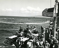 1954 Filming Caine Mutiny at Columbia Studios