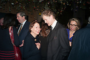 DRUISILLA BEYFUS, Fashion and Gardens, The Garden Museum, Lambeth Palace Rd. SE!. 6 February 2014.