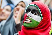 Palestine Protest Israeli Embassy