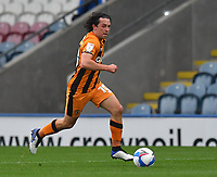 Hull City's George Honeyman<br /> <br /> Photographer Dave Howarth/CameraSport<br /> <br /> The EFL Sky Bet League One - Rochdale v Hull City - Saturday 17th October 2020 - Spotland Stadium - Rochdale<br /> <br /> World Copyright © 2020 CameraSport. All rights reserved. 43 Linden Ave. Countesthorpe. Leicester. England. LE8 5PG - Tel: +44 (0) 116 277 4147 - admin@camerasport.com - www.camerasport.com