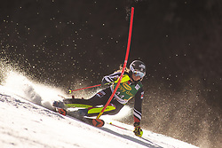 Alex Tilley (GBR) during the Ladies' Slalom at 56th Golden Fox event at Audi FIS Ski World Cup 2019/20, on February 16, 2020 in Podkoren, Kranjska Gora, Slovenia. Photo by Matic Ritonja / Sportida