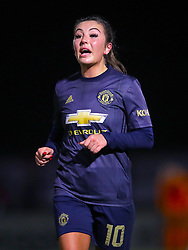 Manchester United's Katie Zelem