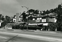 1973 Imperial Gardens Restaurant on Sunset Blvd. in West Hollywood
