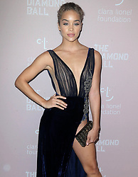 September 14, 2018 - New York City, New York, USA - 9/13/18.Jasmine Sanders at Rihanna''s 4th Annual Diamond Ball held at Cipriani Wall Street in New York City..(NYC) (Credit Image: © Starmax/Newscom via ZUMA Press)