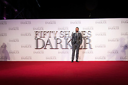 Jamie Dornan attending the UK premiere of 50 Shades Darker, at the Odeon cinema in Leicester Square, London. Picture date: Thursday February 9th, 2017. Photo credit should read: Matt Crossick/ EMPICS Entertainment.