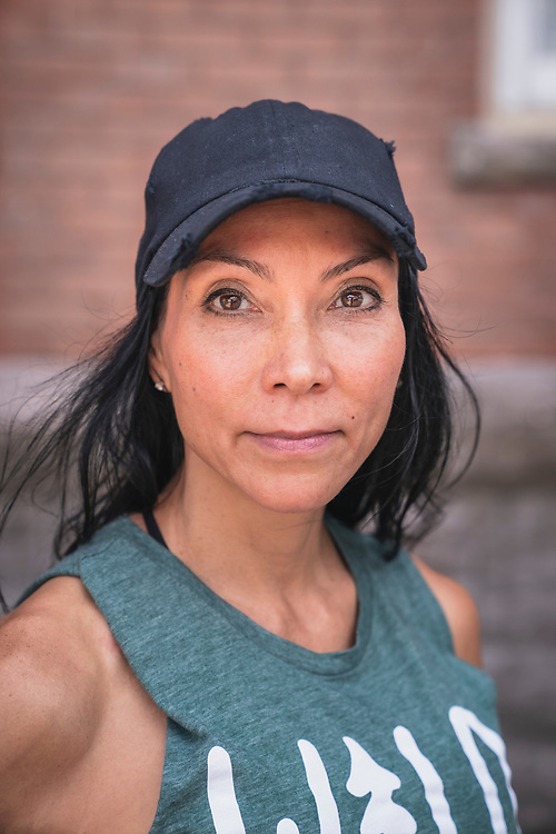 Sue LeClerc, Plattsburgh, New York, July 2019.