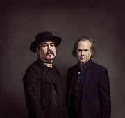 Jack Jones and Rick musicians