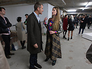 LORCAN O'NEILL; LUDOVICA GIOSCIA, Open Heart Surgery, mixed exhibition organised by the Moving Museum, 180  The Strand. London. 12 October 2013.