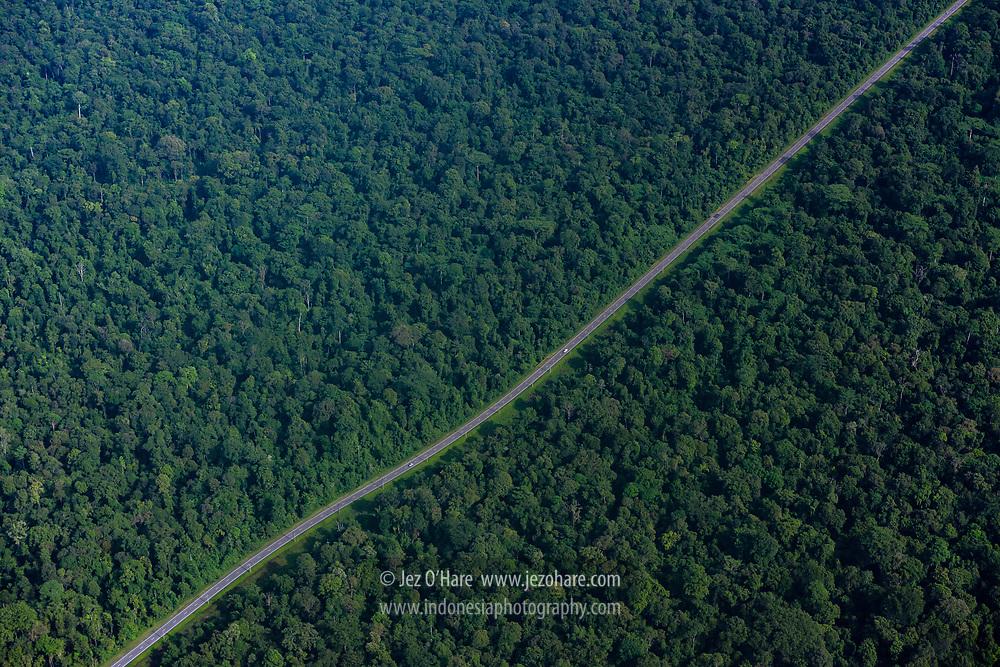 Kuala Kencana, Mimika, Papua, Indonesia