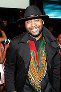May 19, 2016-Brooklyn, NY: United States-  Writer Omar Dubious attends the 2nd Annual (Museum of Contemporary African Diasporic Art (MoCADA) Masquerade Ball held at the Brooklyn Academy of Music on May 19, 2016 in Brooklyn, New York. (Terrence Jennings/terrencejennngs.com)