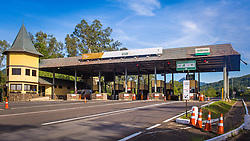 Banco de imagens das rodovias administradas pela EGR - Empresa Gaúcha de Rodovias. ERS 115 - Praça Três Coroas. FOTO: Jefferson Bernardes/ Agencia Preview
