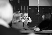 Archie's baptism