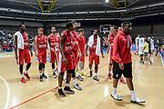 DESCRIZIONE : 3° Torneo Internazionale Geovillage Olbia Sidigas Scandone Avellino - Brose Basket Bamberg<br /> GIOCATORE : Team Brose Basket Bamberg<br /> CATEGORIA : Ritratto Postgame<br /> SQUADRA : Brose Basket Bamberg<br /> EVENTO : 3° Torneo Internazionale Geovillage Olbia<br /> GARA : 3° Torneo Internazionale Geovillage Olbia Sidigas Scandone Avellino - Brose Basket Bamberg<br /> DATA : 05/09/2015<br /> SPORT : Pallacanestro <br /> AUTORE : Agenzia Ciamillo-Castoria/L.Canu