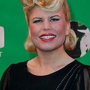 NLD/Scheveningen/20111106 - Premiere musical Wicked, Annemarie Jung