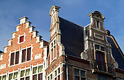 Building in Ghent, Belgium