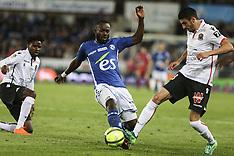 Strasbourg vs Nice - 28 April 2018