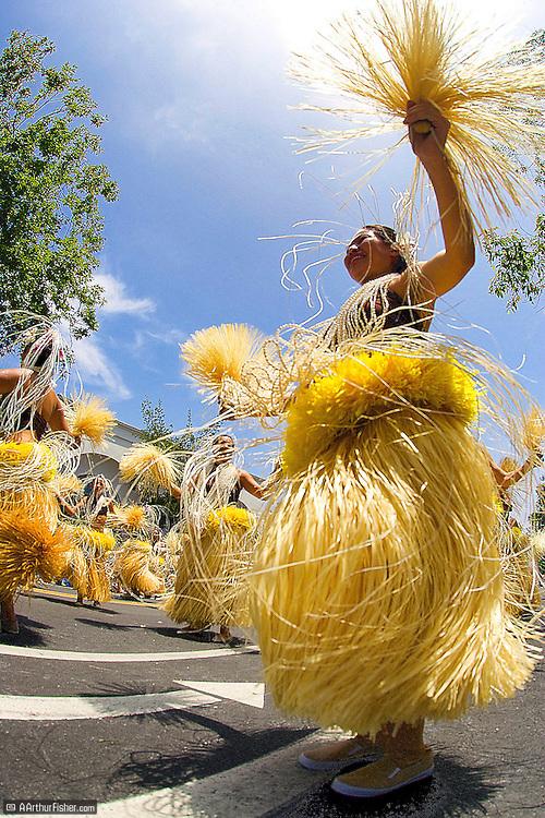 Santa Barbara Solstice Parade 2007
