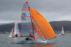 The annual RYA Youth National Championships is the UK's premier youth racing event. Perfect conditions for the fourth days racing.<br /> <br /> 2787, Ewan Wilson, Finley Armstrong, Wormit BC, 29er Boy <br /> <br /> Images: Marc Turner / RYA<br /> <br /> For further information contact:<br /> <br /> Richard Aspland, <br /> RYA Racing Communications Officer (on site)<br /> E: richard.aspland@rya.org.uk<br /> m: 07469 854599