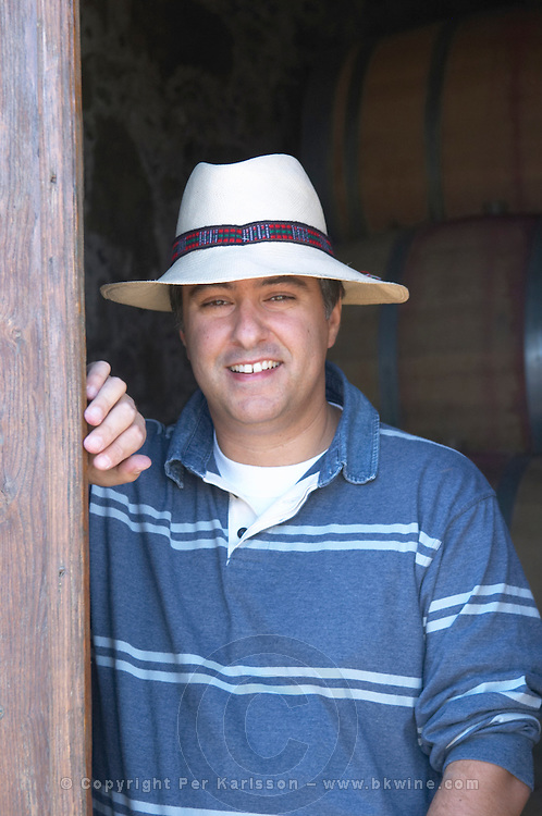 Vasco Cunha Coutinho, manager and winemaker quinta do cotto douro portugal