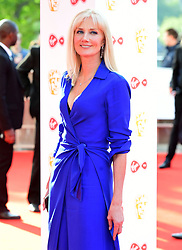 Joely Richardson attending the Virgin TV British Academy Television Awards 2018 held at the Royal Festival Hall, Southbank Centre, London.