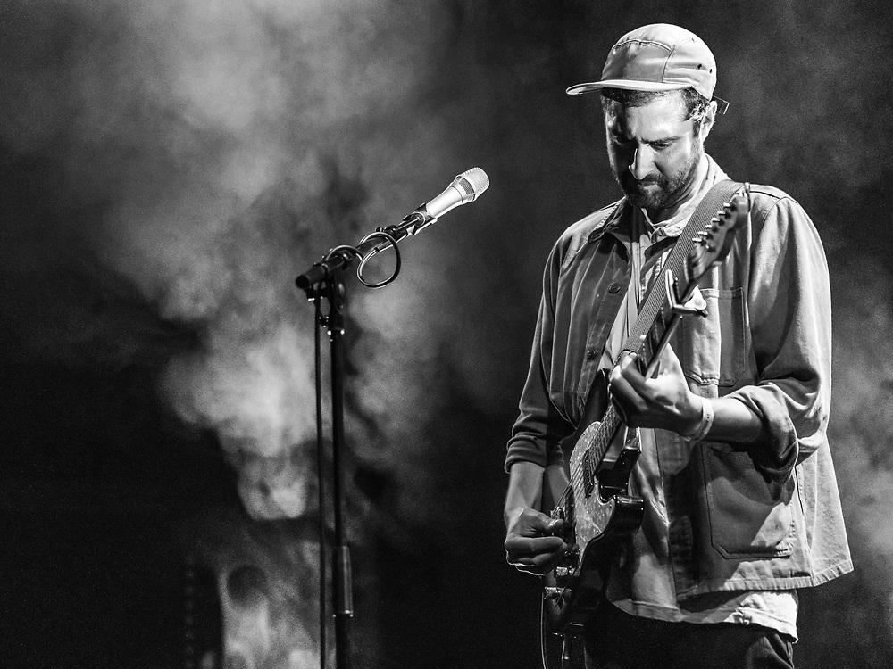 Swedish singer-songwriter Albert af Ekenstam supporting Julien Baker at c/o pop festival in Cologne