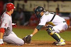 20110913 - Los Angeles Angels at Oakland Athletics (MLB Baseball)