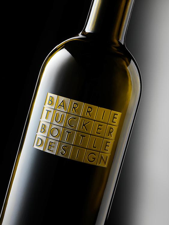 Barrie Tucker Bottle Design