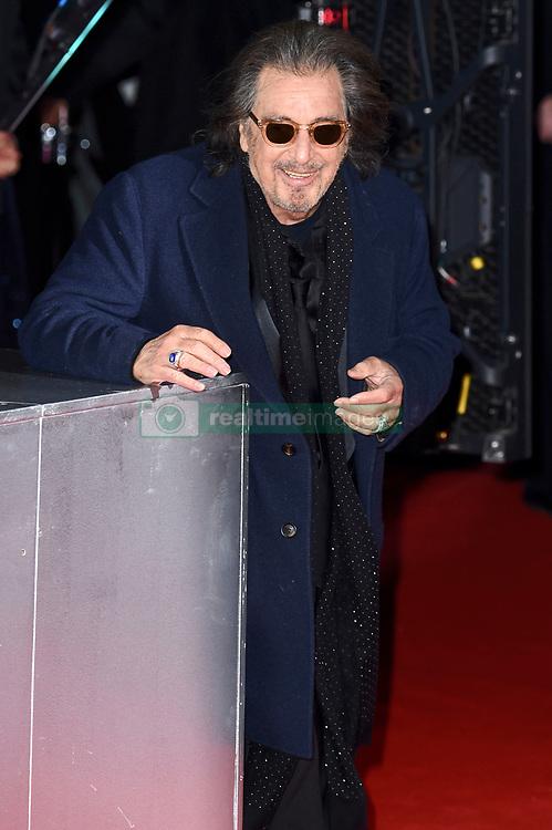 February 2, 2020, London, London, England: Al Pacino bei der Verleihung der der BAFTA Film Awards 2020 / 73rd British Academy Film Awards in der Royal Albert Hall. London, 02.02.2020 (Credit Image: © Future-Image via ZUMA Press)