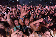 Photos of Skrillex performing live during the Billboard Hot 100 Music Festival at Nikon at Jones Beach Theatre in Wantagh, NY. August 23, 2015. Copyright © 2015. Matthew Eisman. All Rights Reserved