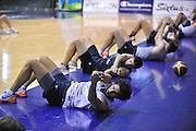 Sassari 19 Agosto 2012 - qualificazioni Eurobasket 2013 - Allenamento<br /> Nella Foto : LUCA VITALI<br /> Foto Ciamillo/Castoria