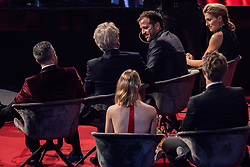 18-12-2019 NED: Sports gala NOC * NSF 2019, Amsterdam<br /> The traditional NOC NSF Sports Gala takes place in the AFAS in Amsterdam / Robben, van de Vaart, van Persie en Sneider show with Ierse band The Script