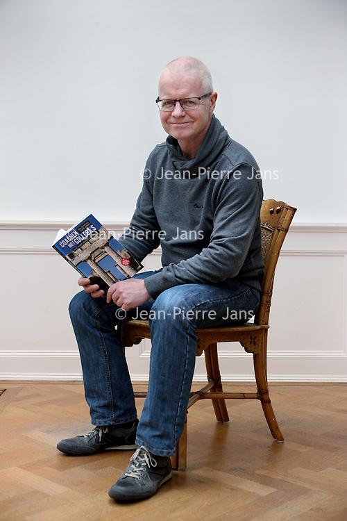 Nederland, Haarlem ,4 december 2014.<br /> Joep van der Velden, directeur van bureau strategie, bestuur en projecten van VUmc, een stafafdeling onder de raad van bestuur<br /> <br /> Foto:Jean-Pierre Jans
