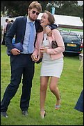 MUNGO FAWCETT; LADY ELIZA MANNERS, Ebor Festival, York Races, 20 August 2014