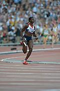 Olympic Stadium, Stratford, London, United Kingdom<br /> <br /> Description:<br /> <br /> 2012 London Olympic, Athletics, <br /> . <br /> <br /> 19:24:56  Friday  10/08/2012 [Mandatory Credit: Peter Spurrier/Intersport Images]