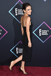Mila Kunis attends the People's Choice Awards 2018 at Barker Hangar on November 11, 2018 in Santa Monica, CA, USA. Photo by Lionel Hahn/ABACAPRESS.COM